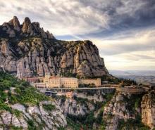 Монастырь на горе Монтсеррат